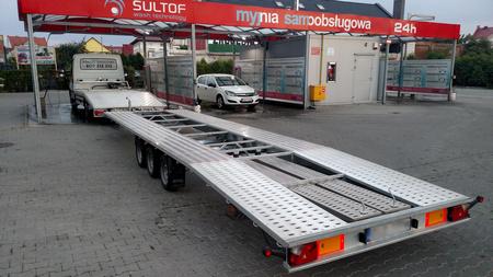 Transport pojazdów - Sebastian Gieroń
